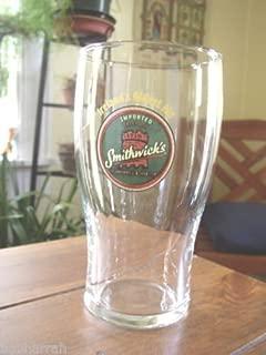 Smithwick's Ireland's Oldest Ale Beer Glass