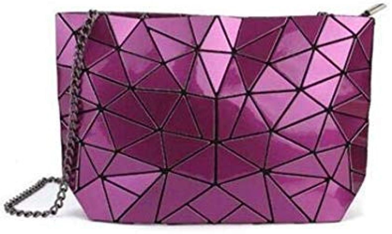 Hot Sale Women bao Bag Fashion Female Folding Shoulder Bag Handbags Fashion Casual Tote top Handle Bags bolsas Purple