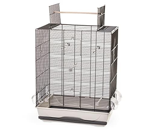 M.O. Cage à oiseaux pour perruches et canaris