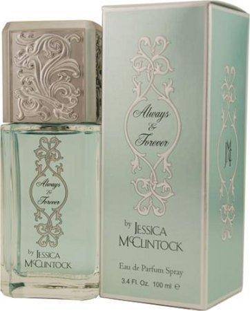 JESSICA MC CLINTOCK ALWAYS & FOREVER by Jessica McClintock EAU DE PARFUM SPRAY 3.4 OZ for WOMEN