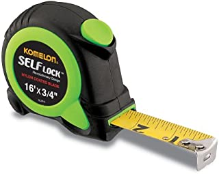 "Komelon SL2816; 16' x 3/4"" Self-Lock Tape Measure"