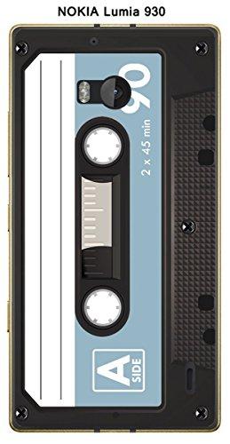 Onozo Cover K7Colore Acquamarina per Nokia Lumia 930