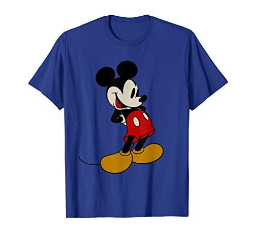 Disney Mickey Mouse Smile T-Shirt
