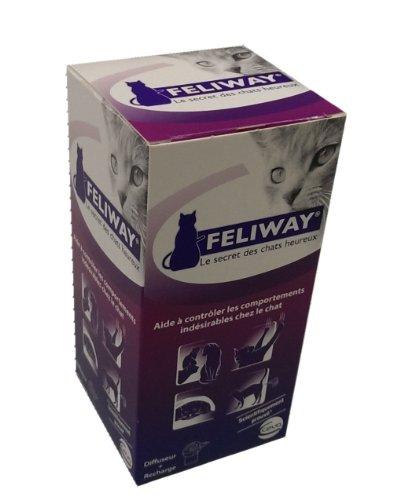 FELIWAY Diffuser + Nachfüllpack Flasche 50ml