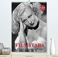 Filmstars. Unvergessene Diven (Premium, hochwertiger DIN A2 Wandkalender 2022, Kunstdruck in Hochglanz): Die legendaeren Stars und Goettinnen der goldenen Kinojahre (Planer, 14 Seiten )