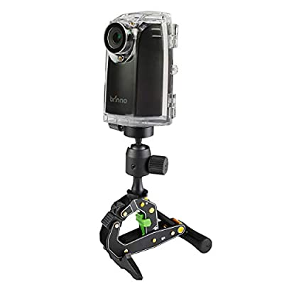 BRINNO BCC200 Time Lapse Camera w/Mount & Accessories Best for Construction, Outdoor Security & Self-Isolation, 80 Days Battery Life, 720p HD, Weather Resistant Case Batteries Included from