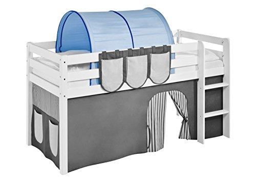 Tunnel Bleu - pour Lit Mezzanine et Lit superposé
