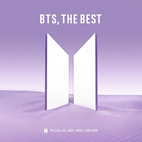 Bts, The Best (2 Cd + Booklet 36 Pagine + 2 Photo Cards)