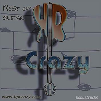 Best of guitar recordings-  Bonus Tracks