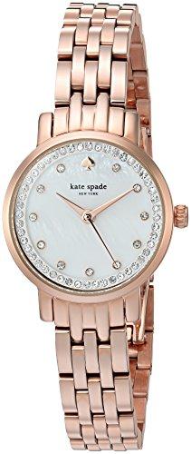Kate Spade New York Women's Mini Monterey Rose Gold Watch KSW1243