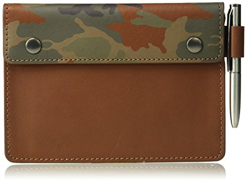 Fossil Men's Passport Sleeve Multi, 4.5