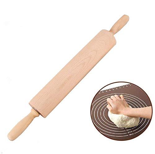 fieldlabo木製めん棒ベーカリーマットセット