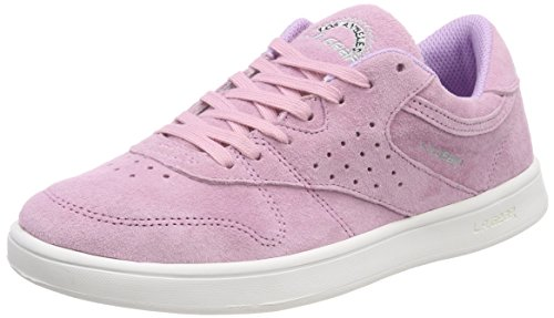 L.A. Gear Damen Lily Sneaker, Mehrfarbig (Orchid), 41 EU