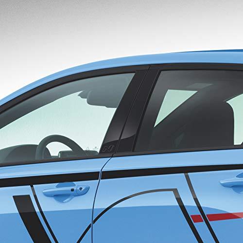 Hyundai i30 N B- und C-Säulen N-Dekorset