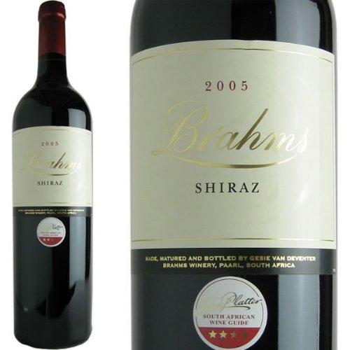 ブラハム シラーズ 2017 南アフリカ 赤ワイン 750ml