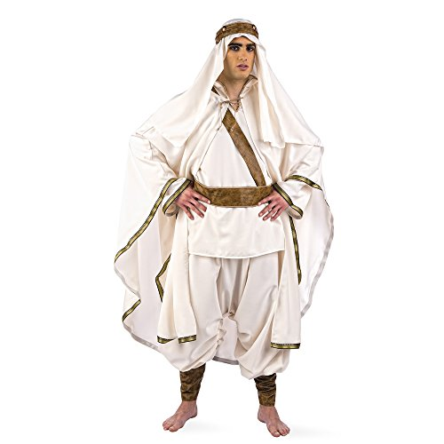 Limit Sport - Disfraz de Lawrence de Arabia para adultos, talla M (DA204)