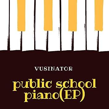 Public School Piano(ep)
