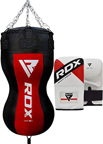 RDX Heavy Boxing Upper Cut Maize Body Punching Bag Filled MMA Training Muay Thai