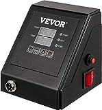 VEVOR Control Box for Heat Press 1250W Heat Press Control Box 60Hz 110V Black Heat Press Digital Controller Box Widely-Applicable Digital LCD Controller for T-Shirt/Mug/Cap Heat Press Machine