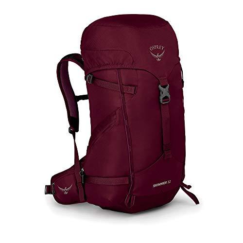Osprey Skimmer 32 Wanderrucksack für Frauen - Plum Red O/S