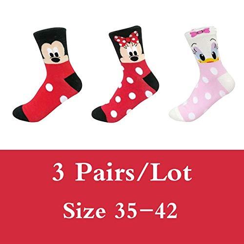 5 paia/lotto calzini estivi cartoni animati calzini da donna animali carini calzini divertenti alla caviglia calzini invisibili in cotone da donna-SMT-222-26