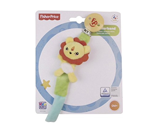 Fisher Price 40934 – Happy People Sucette Ruban