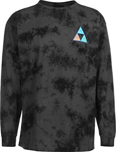 HUF Herren Langarmshirt Acid Skull TT Long Sleeve T-Shirt