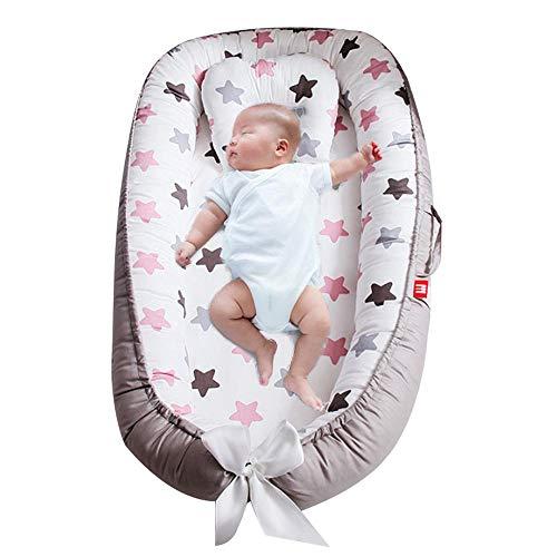 Almohadillas De Abrazo De Cuna Port/átiles Y C/álidas Tumbona Para Beb/és Reci/én Nacidos Y Beb/és Paquete De Vainas Para Acurrucarse Envoltura De Cuna Envoltura De Cuna Nido De Beb/é Multifuncional