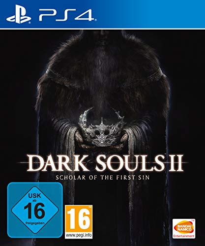 Dark Souls 2 - Scholar of the First Sin - [PlayStation 4]