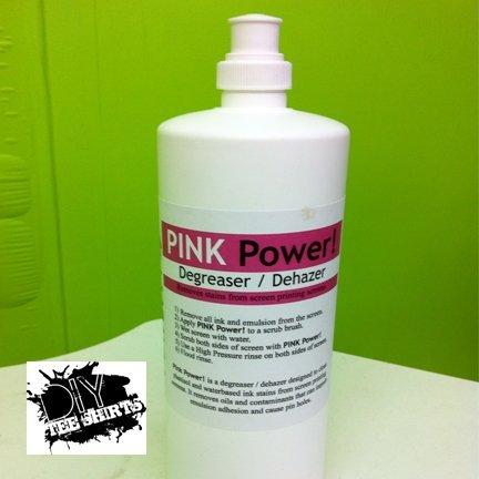 DIY Pink Power! Dehazer/degreaser 1 Qt