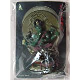 密教曼荼羅 密教の仏たち [愛染明王 ノーマル彩色版] カバヤ食玩 仏像フィギュア