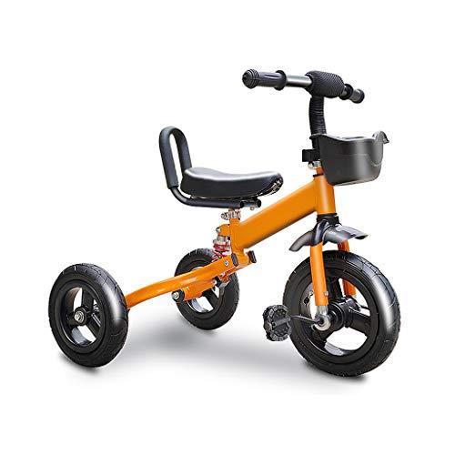Se puede utilizar como un regalo equilibrio del coche de juguete niños y niñas de 2-6 años de edad bebé de 3 cifras de montar a caballo de la bicicleta en un triciclo triciclo for niños de 3 tipos de