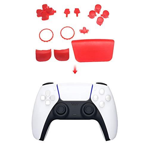mooderf Botón de repuesto para mando de PS5, añade más personalidad