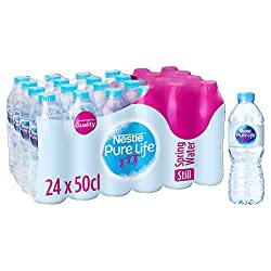 Nestlé Pure Life Still Spring Water 24 x 500ml