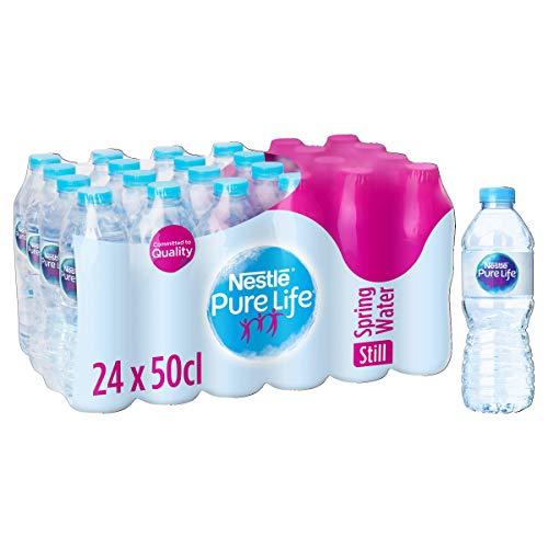 Nestlé Pure Life Still Spring Water 24 x 500 ml