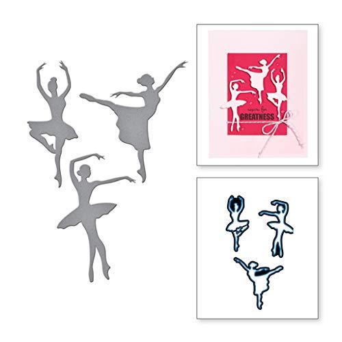 ECMQS Cartoon Stanzmaschine Stanzschablone Prägeschablonen Stanzformen Schablonen Für Scrapbooking, Herstellung Von Karten, Albumdekoration, Bilderrahmen