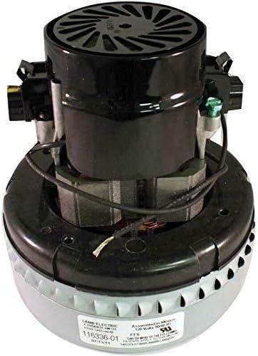 Very Max 43% OFF popular Ametek Lamb 116336-01 Vacuum Motor 2 Peripheral Blower Stage