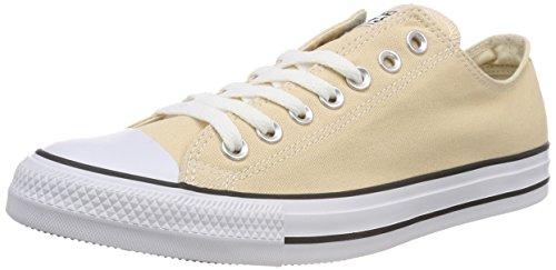 Converse Unisex CTAS OX Sneaker, Gelb (Raw Ginger 812), 41 EU
