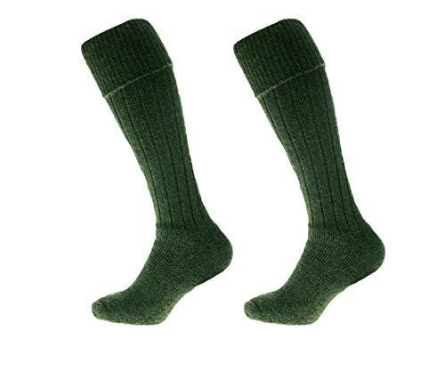 Soul Destiny Knee High Alpaca Socks