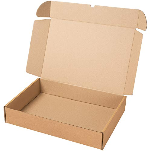 packer PRO Pack 25 Cajas Carton Envios Kraft Automontables para Ecommerce y...