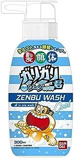 ZENBU WASH Cool ガリガリ君