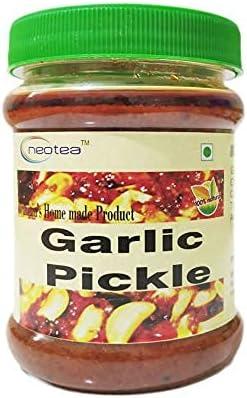 Astha Neotea Homemade Outstanding Kerala Garlic bellu Lahsun 4 years warranty Pickled Pickles