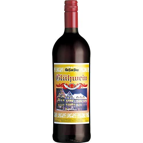 白鶴酒造 グリューワイン 赤 1000ml [8341]