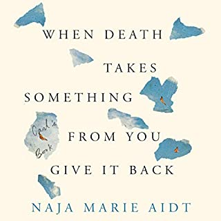 When Death Takes Something from You Give It Back cover art