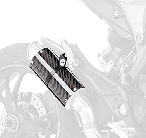 Hotbodies Racing 31302-2400 DUC. Hypermotard 821 (13-15') MGP Exhaust Slip-on Carbon Fiber Canister