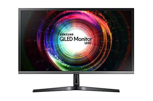 "Premium Samsung 28"" 4K UHD (3840 x 2160) Widescreen Quantum-Dot QLED Gaming/Professional Business Monitor - AR 16:9 Response 1ms..."