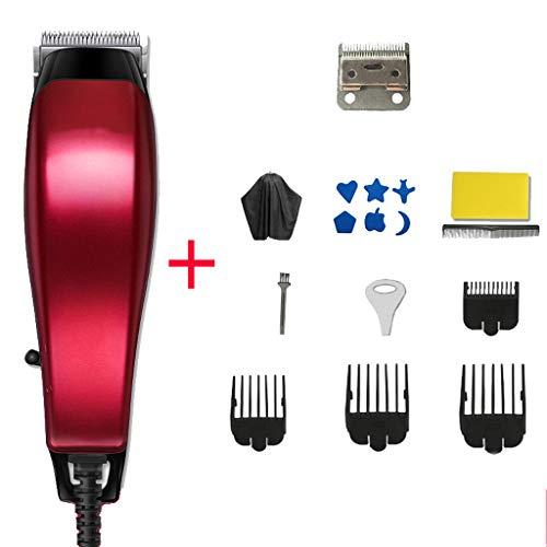 HM-Hair clipper Haarschneider mit Drahtschneider Fader Erwachsenen Rasierer Friseursalon Friseur gewidmet Plug-in-Typ (mit Linie 2 Meter)