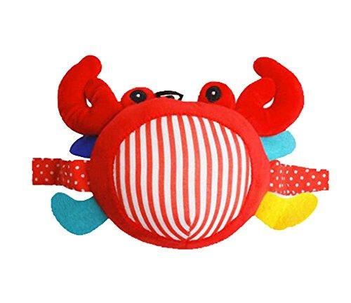 Chats ou les chiens Pet jouets à mâcher molaires Sound Products, crabe
