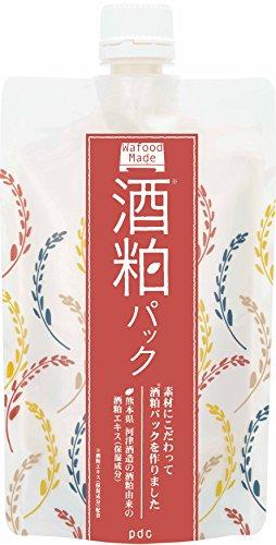 ワフードメイド(WafoodMade)酒粕パック170g日本製