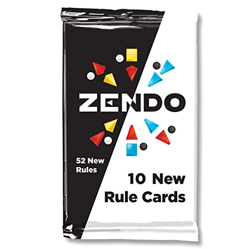 Looney Labs LON00095 Zendo Rules Expansion, Multicolore